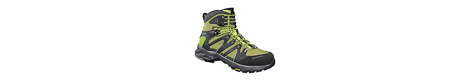T Aenergy GTX® Women Mammut Wanderschuh, color:dark solar-graphite;size:5.5 UK / 38.5EUR -